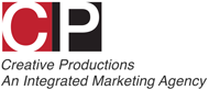 Creative Productions Mobile Logo